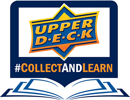 upper deck educates collect learn activities teach fun home school lesson plans