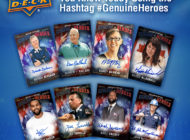 Upper Deck is Looking for COVID-19 Coronavirus Heroes to Feature on New Genuine Heroes Trading Cards!