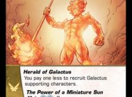 Vs. System 2PCG: The Herald Card Preview – Heralds of Galactus
