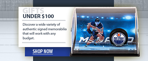 2020 father's day hockey memorabilia under $100