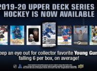 2019-20 Upper Deck Series 2 Hockey is Now Available on e-Pack!