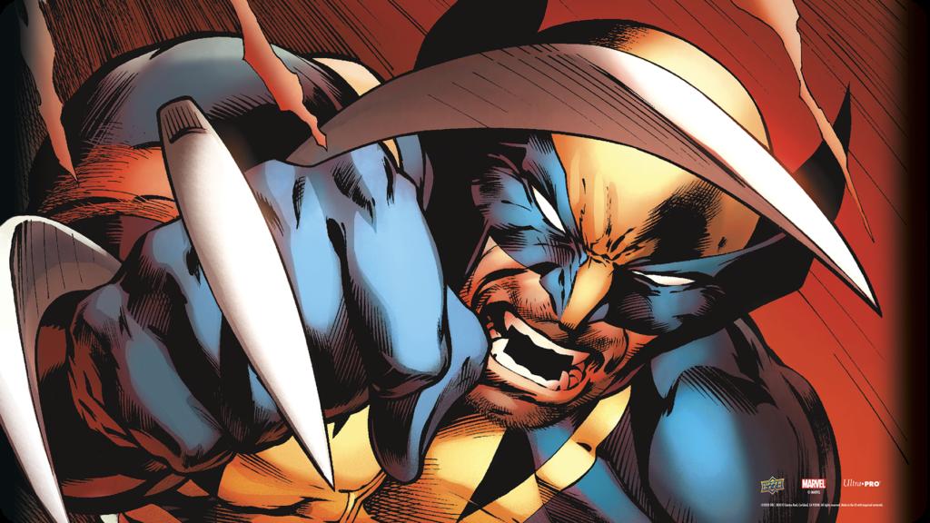 WolverinePlaymat