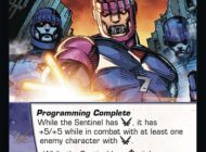 Vs. System 2PCG: Futures Past Card Preview – A Dark Future For Mutantkind
