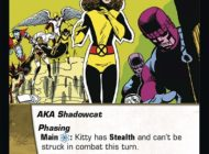 Vs. System 2PCG: Futures Past Card Preview – Pryde of the X-Men