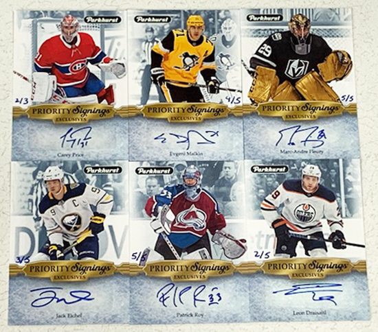 upper deck spring promotional packs cdd hobby shop canada parkhurst priority signings exclusives