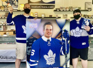 Upper Deck's Stanley Cup Playoff Hobby Tournament: Toronto Maple Leafs vs. Columbus Blue Jackets