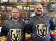 Upper Deck's Stanley Cup Playoff Hobby Tournament: Vegas Golden Knights Vs. Vancouver Canucks
