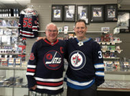 Upper Deck's Stanley Cup Playoff Hobby Tournament: Calgary Flames vs. Winnipeg Jets