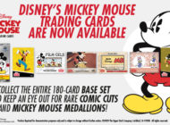 Disney's Mickey Mouse Trading Cards are Now Available on Upper Deck e-Pack®!